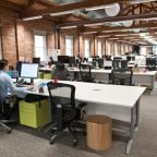 Google's Open Office Environment is a Curse to Today's Workplace